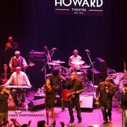 Wayne with RE at the Howard Theater 122713