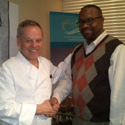 Wolfgang Puck and Me