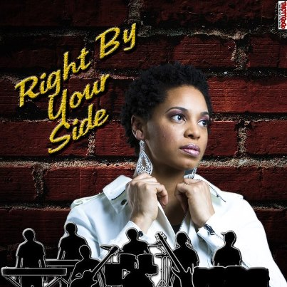 Angela Johnson: Right By Your Side  -  [CD Project]